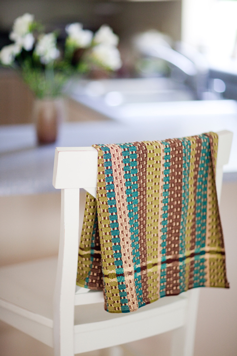 Handwoven Kitchen Towels